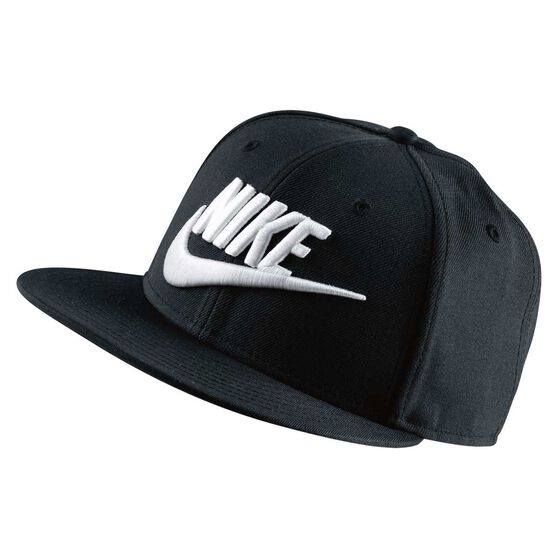 Nike True Graphic Futura Flat Brim Hat Black OSFA, , rebel_hi-res
