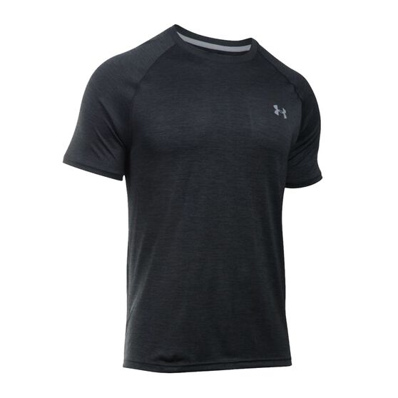 813efbd2cfde Under Armour Mens Tech Short Sleeve Tee Heathered S