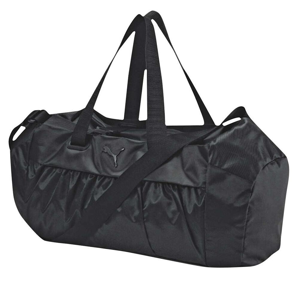 Puma Active Training Sports Duffel Bag Black  ca72da5d0347e