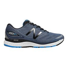 New Balance 880v7 Mens Running Shoes Grey / Orange US 13, Grey / Orange, rebel_hi-res