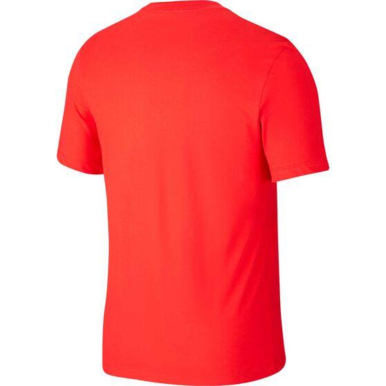 Nike Mens Sportswear Air Tee Red XL, Red, rebel_hi-res