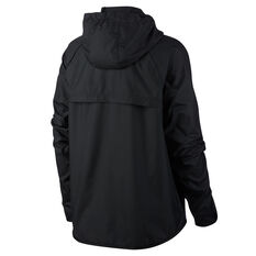 Nike Womens Sportswear Windrunner Jacket Black XS, Black, rebel_hi-res