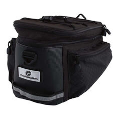 Pedal Nation Rack Top Bike Bag Black, , rebel_hi-res