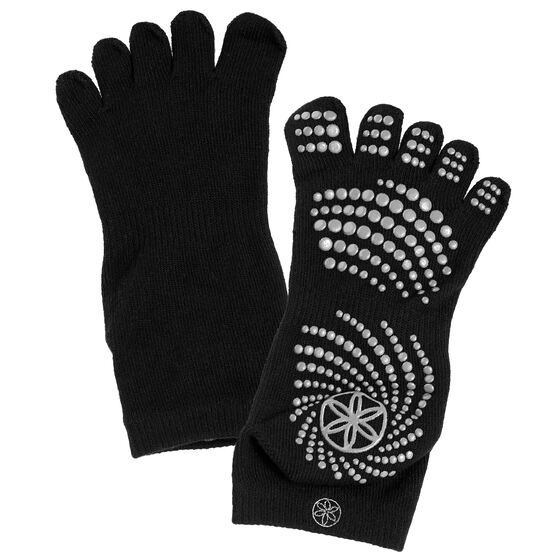 Gaiam Super Grippy Yoga Socks, , rebel_hi-res