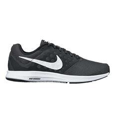 Nike Downshifter 7 Mens Running Shoes Black / White US 7, Black / White, rebel_hi-res