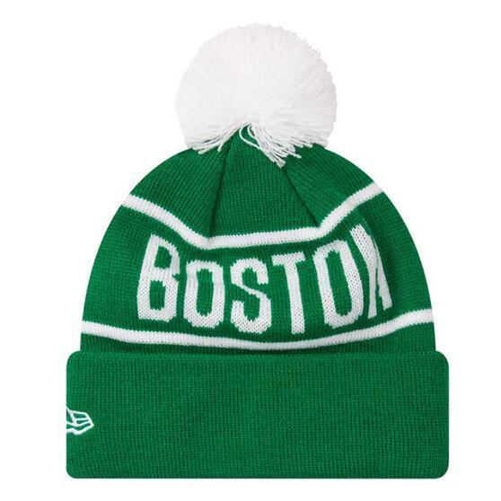 Boston Celtics 2019 Kids New Era Knits On Fire Beanie, , rebel_hi-res
