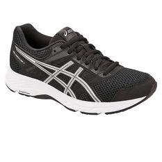Asics Gel Contend 5 Womens Running Shoes, Black, rebel_hi-res