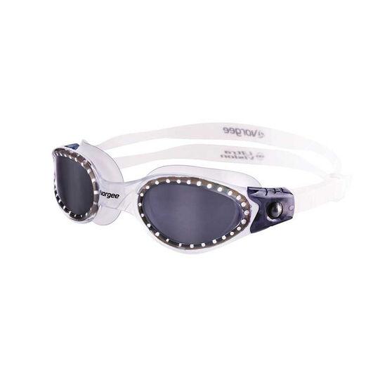 Vorgee Vortech Polarised Lens Swim Goggles, , rebel_hi-res