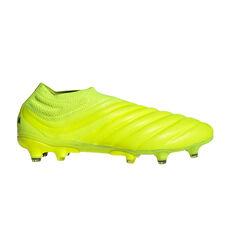 adidas Copa 19+ Football Boots Yellow / Black US Mens 7 / Womens 8, Yellow / Black, rebel_hi-res