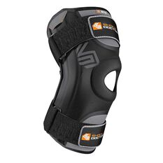Shock Doctor Knee Stabiliser Black S, Black, rebel_hi-res