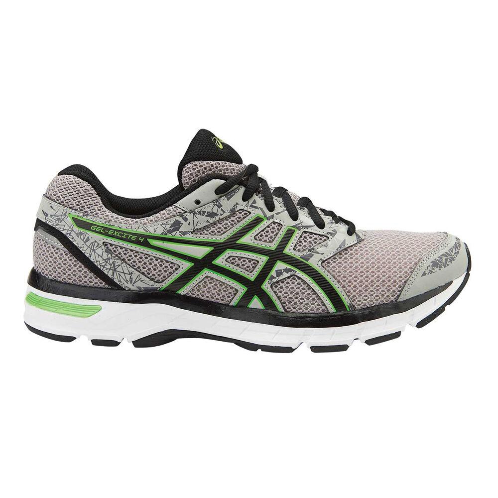 Asics GEL Excite 4 Mens Running Shoes Grey   Black US 10  adb71b4aedb