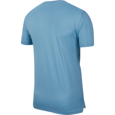 Nike Mens Dri-FIT HPR Training Tee Blue S, Blue, rebel_hi-res