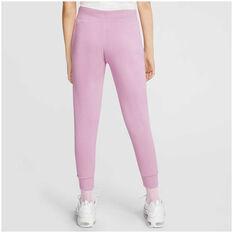 Nike Sportswear Girls Pants, Pink/White, rebel_hi-res