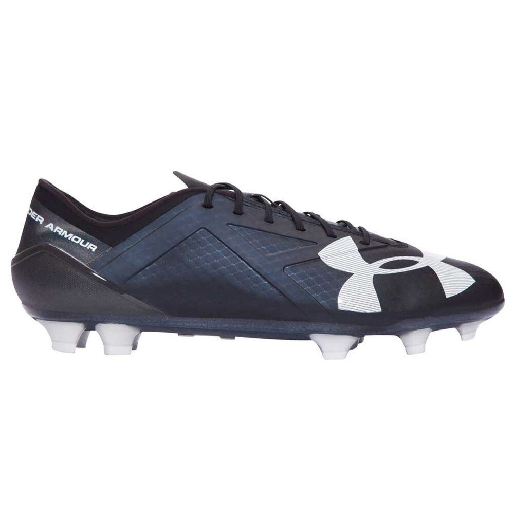 dae889dc43 Under Armour Spotlight Mens Football Boots Black US 12 Adult