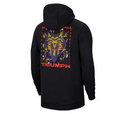 Nike Mens Therma Full Zip Training Hoodie Black XS, Black, rebel_hi-res