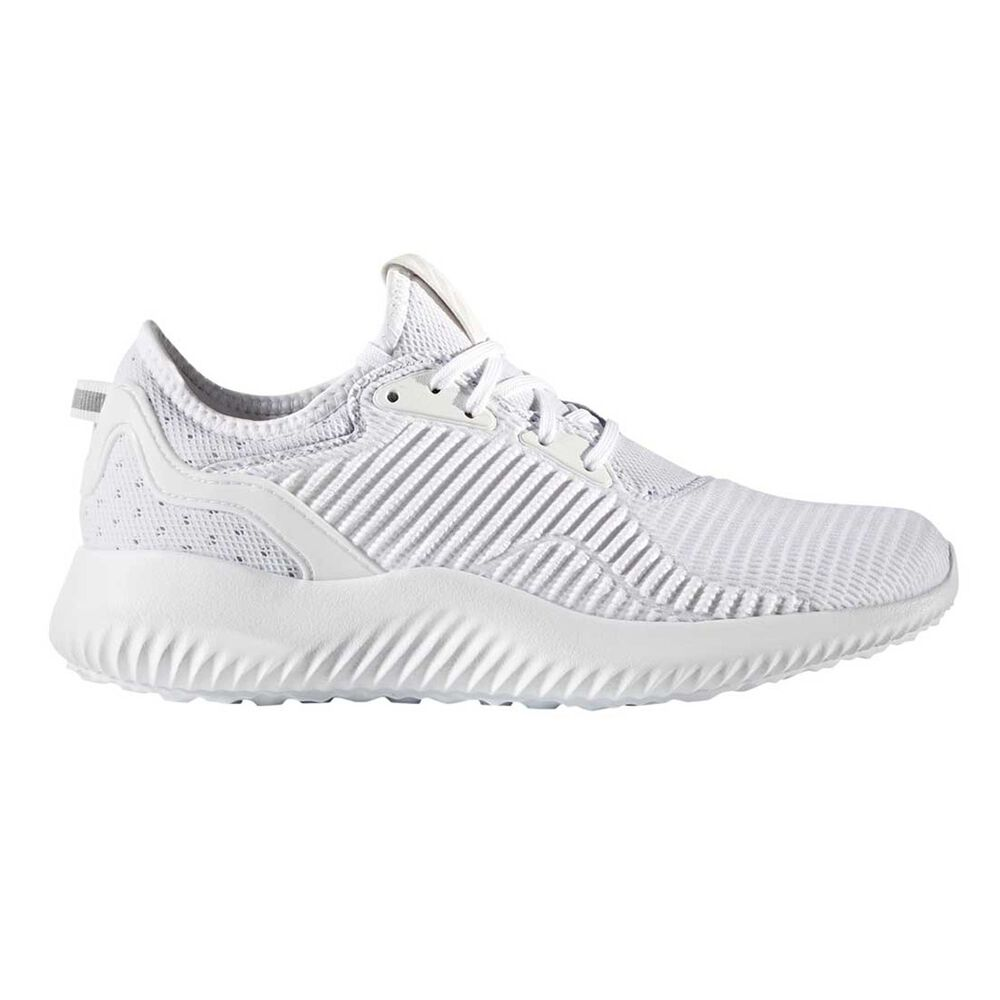c960eedca3823 adidas AlphaBounce Lux Womens Running Shoes Grey   White US 6 ...