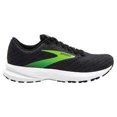Brooks Launch 7 Mens Running Shoes Grey/Black US 7, , rebel_hi-res