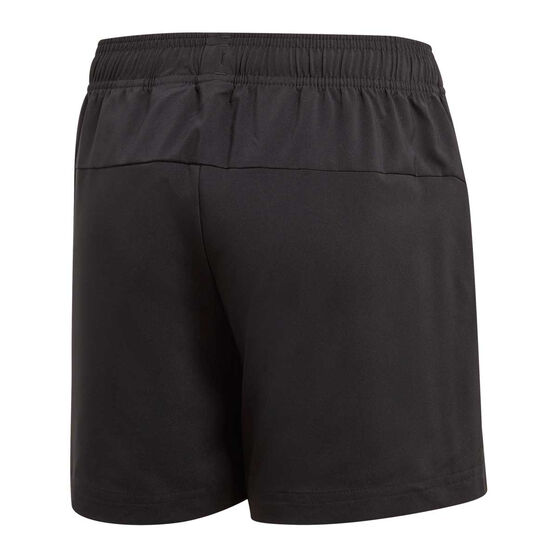 adidas Boys Essential Chelsea Shorts, Black / White, rebel_hi-res