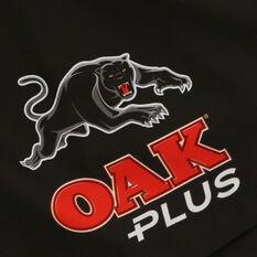 Penrith Panthers 2021 Mens Training Shorts, Black, rebel_hi-res