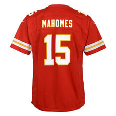 Kansas City Chiefs Patrick Mahomes 2020 Kids Jersey Red S, Red, rebel_hi-res