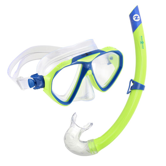 Aqua Lung Sport Junior Panda Snorkel Combo, , rebel_hi-res