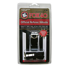 Fox 40 Classic Whistle With Lanyard, , rebel_hi-res