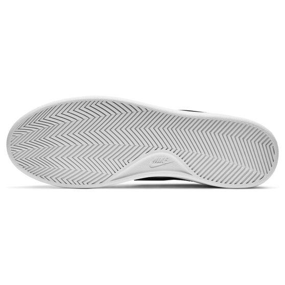 Nike Court Royale 2 Mens Casual Shoes, White/Black, rebel_hi-res