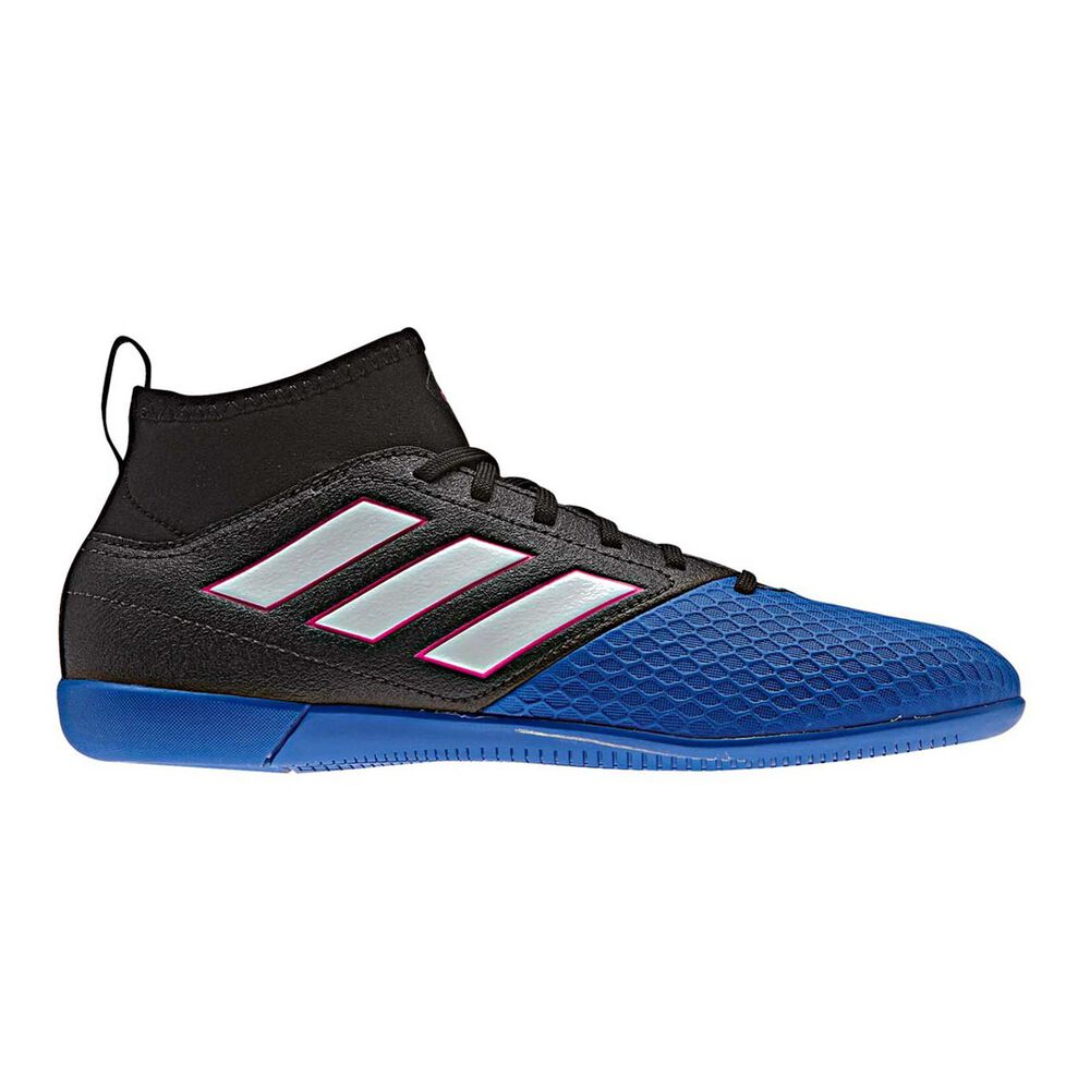 9698710fce1 adidas ACE 17.3 Primemesh Junior Indoor Soccer Shoes Black   Blue US ...