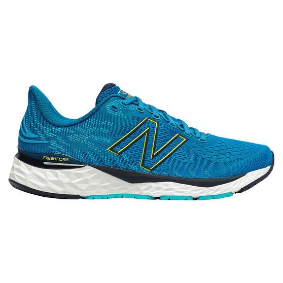 New Balance 880 v11 Mens Running Shoes, Blue, rebel_hi-res