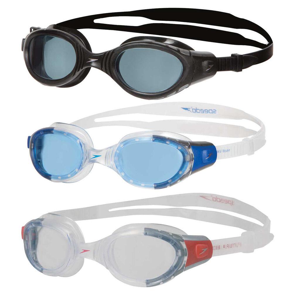 80e34849d8a Speedo Futura Biofuse Senior Swim Goggles Assorted