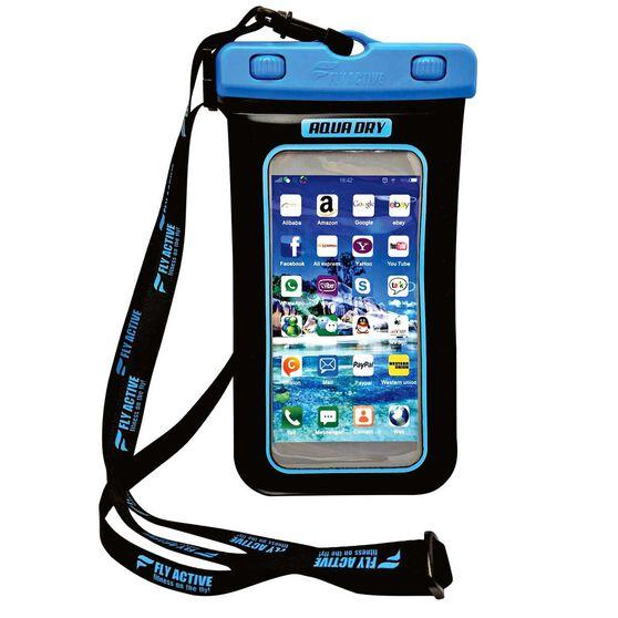 Fly Active Aqua Dry Waterproof Case Black / Blue, , rebel_hi-res