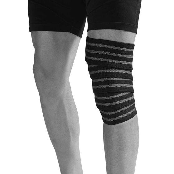 Celsius Elasticated Knee Wraps, , rebel_hi-res