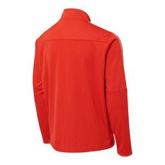 Sydney Swans 2021 Mens Kids Jacket Red XS, Red, rebel_hi-res