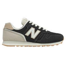 New Balance 373 Womens Casual Shoes Black US 6, Black, rebel_hi-res