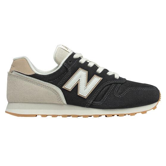New Balance 373 Womens Casual Shoes, Black, rebel_hi-res