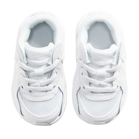 Nike Air Max Excee Toddler Shoes, White, rebel_hi-res