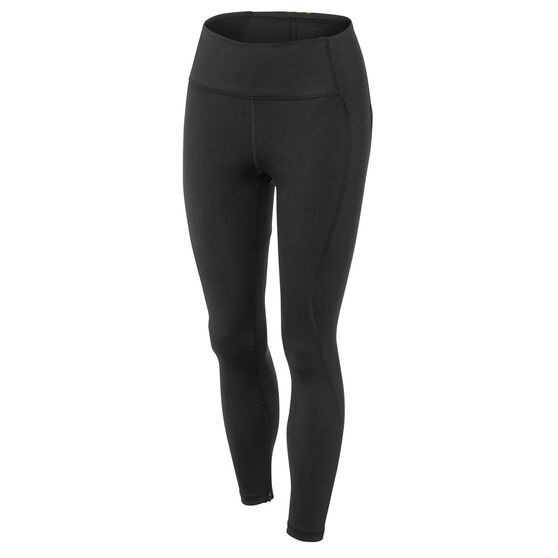adidas Womens Karlie Kloss Run Tights, Black, rebel_hi-res