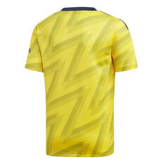 Arsenal FC 2019/20 Kids Away Jersey Gold / Black 12, Gold / Black, rebel_hi-res