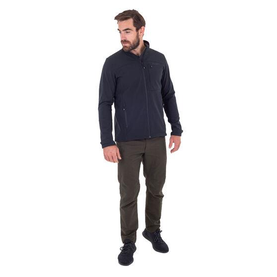 Macpac Mens Sabre V2 Jacket, Black, rebel_hi-res