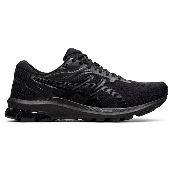 Asics GT 1000 10 4E Mens Running Shoes, Black, rebel_hi-res