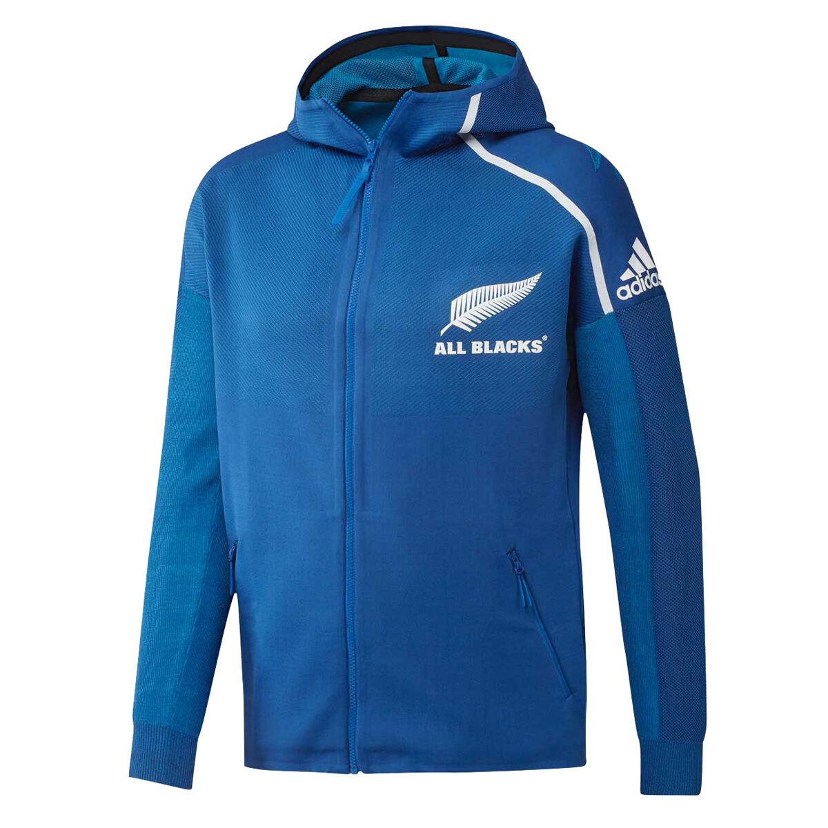 adidas Herren All Blacks Maori Kapuzen Jacke