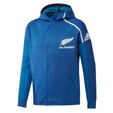 All Blacks Rugby World Cup Y-3 Anthem  Jacket Blue S, Blue, rebel_hi-res