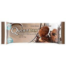Quest Protein Bar 60G Double Choc Chunk Double Choc Chunk, , rebel_hi-res
