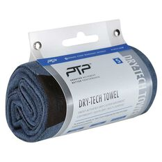 PTP Dry Tech Towel S Blue, , rebel_hi-res