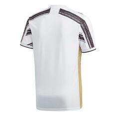 Juventus FC 2020/21 Mens Home Jersey White XS, White, rebel_hi-res