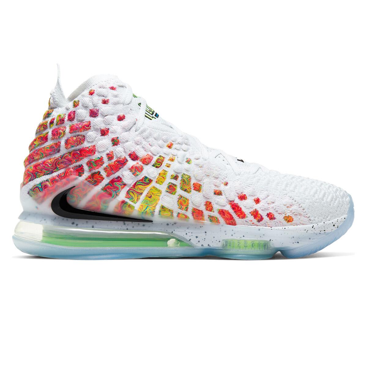 Nike LeBron XVII Mens Basketball Shoes