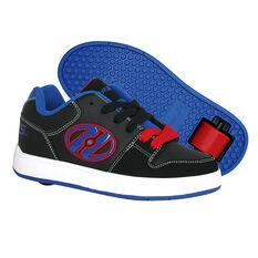 Heelys Cement 1 Shoes Black US 1, Black, rebel_hi-res