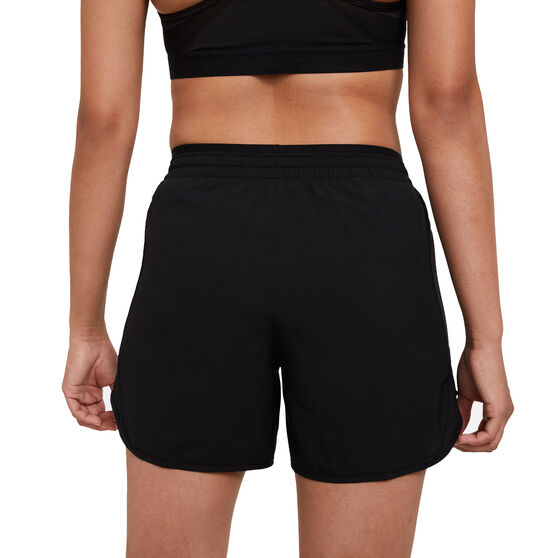 Nike Womens Tempo Luxe Running Shorts, Black, rebel_hi-res