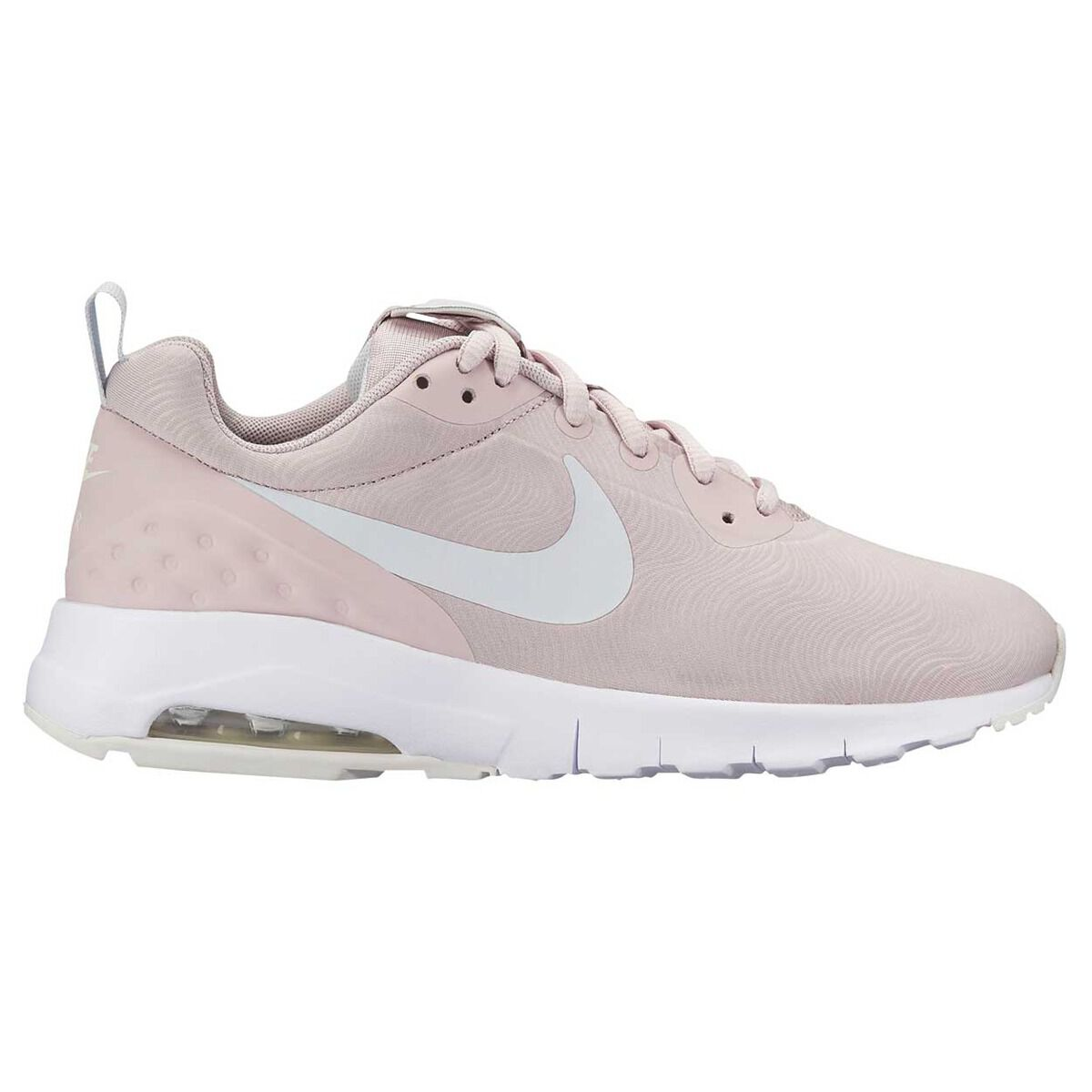 Nike Air Max Motion Low Womens Casual Shoes Pink White US 6