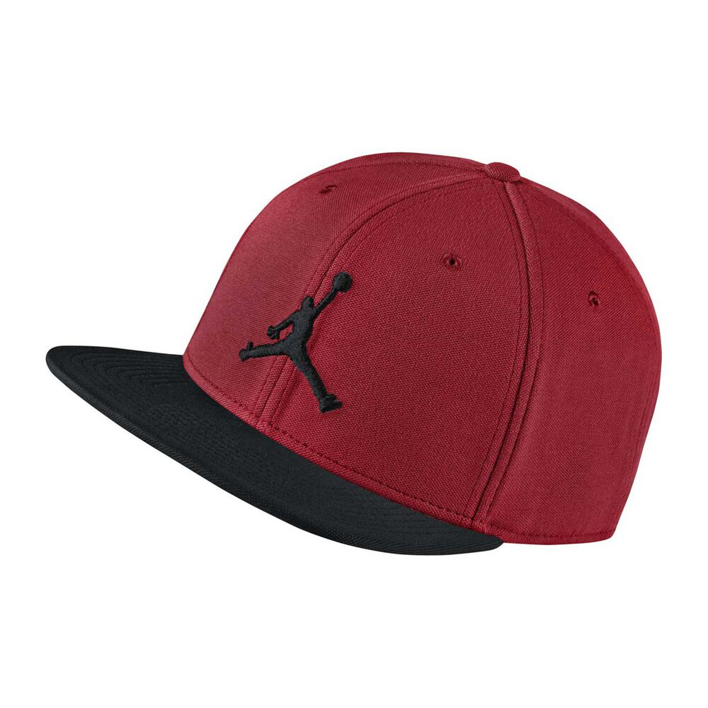 38b6c8eac60 Nike Jordan Jumpman Snapback Hat Red